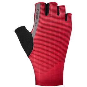 Shimano Advanced Race Gloves Men, rojo